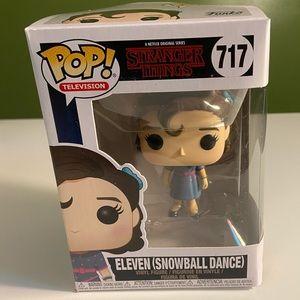 Eleven, Snowball Dance.